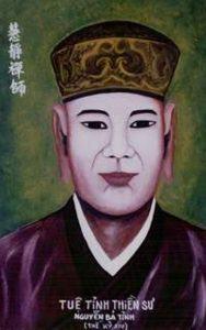 Tue Tinh 188x300 - Tuệ Tĩnh Thiền Sư Ông Tổ Ngành Dược Việt Nam