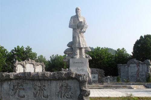 tuong dai hai thuong lan ong - Danh Y Hải Thượng Lãn Ông Lê Hữu Trác