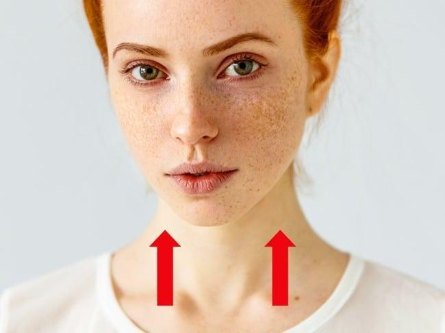 lan da co tre trung3 - 6 cách giúp bạn ăn gian tuổi với làn da cổ trẻ trung