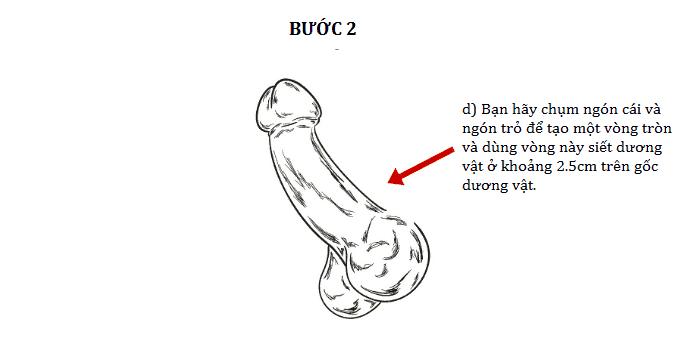 cách làm dương vật to và dài hơn
