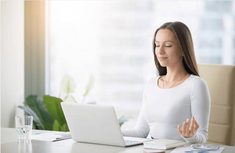 giảm stress để bớt đau mỏi vai gáy