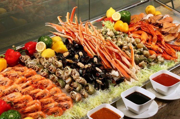 ăn hải sản