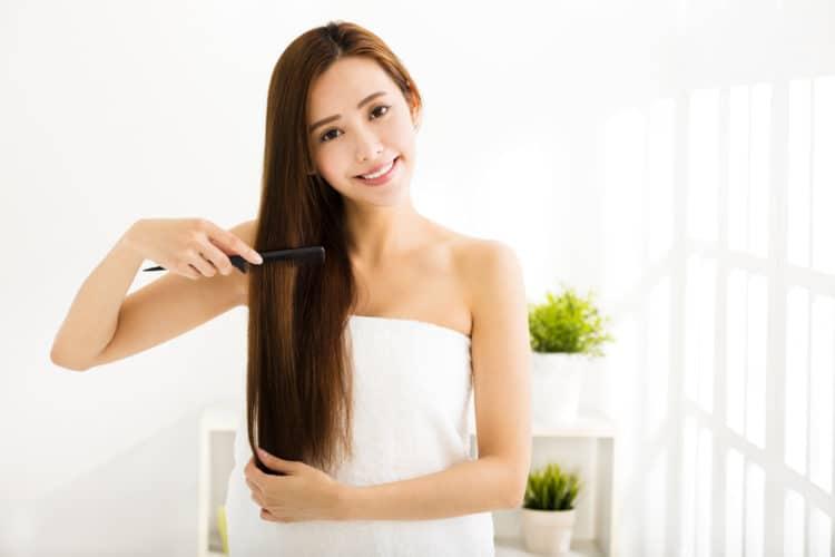detox cho tóc