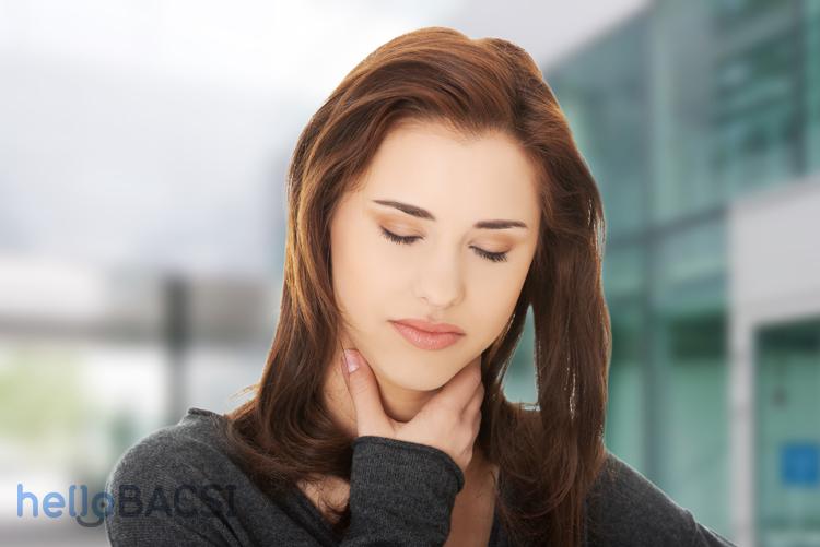 Triệu chứng viêm thanh quản