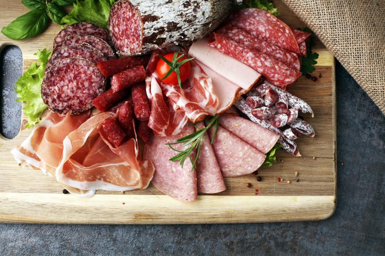 thịt xông khói là thực phẩm gây ung thư