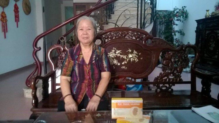 Cuộc chiến với sỏi thận và suy thận của bà Nguyễn Thị Kim Vân