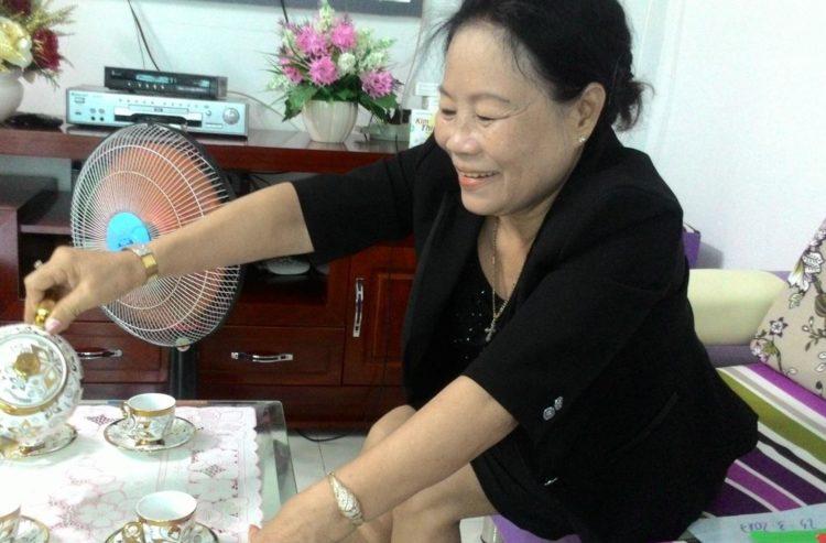 Câu chuyện cải thiện ù tai, điếc tai nhờ sản phẩm có nguồn gốc thảo dược của bà Trần Thị Hoa
