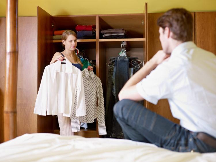 ăn mặc đẹp hơn khi hẹn hò