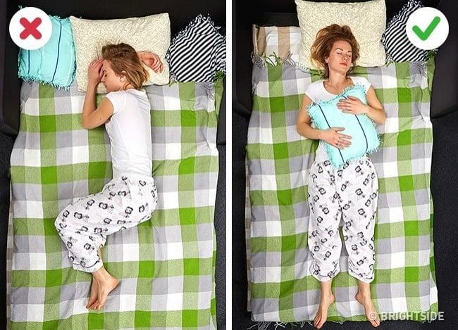 vấn đề bạn hay gặp phải khi ngủ