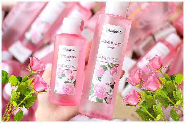 2. Nước hoa hồng Mamonde