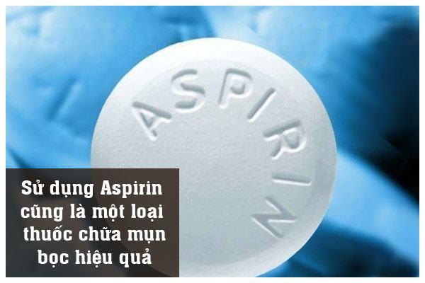 Sử dụng Aspirin