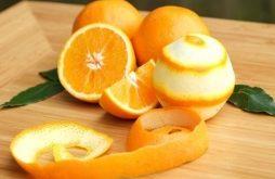 Top 5 Tác dụng không ngờ của vỏ cam